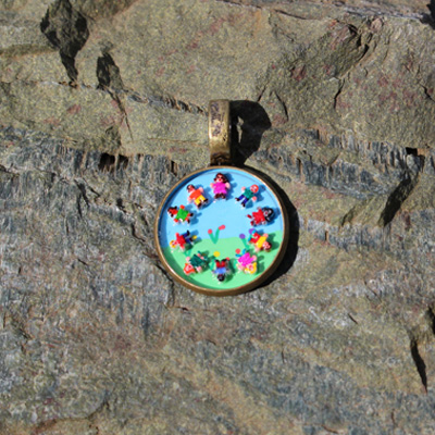 Children of the World Pendant