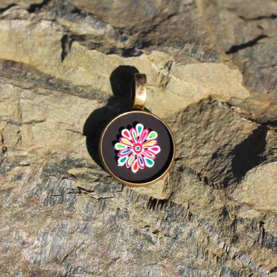 Prism Petals Pendant